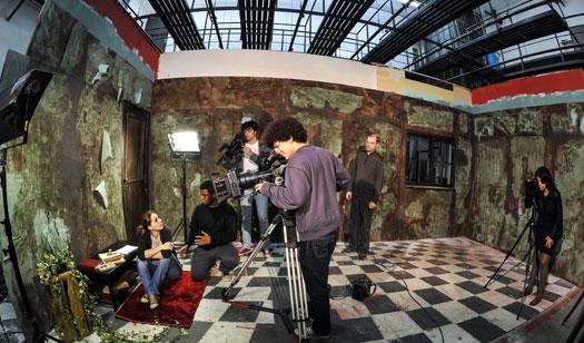 Tecnolológico em Produção Audiovisual